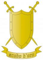 Emblema Scudo d'Oro