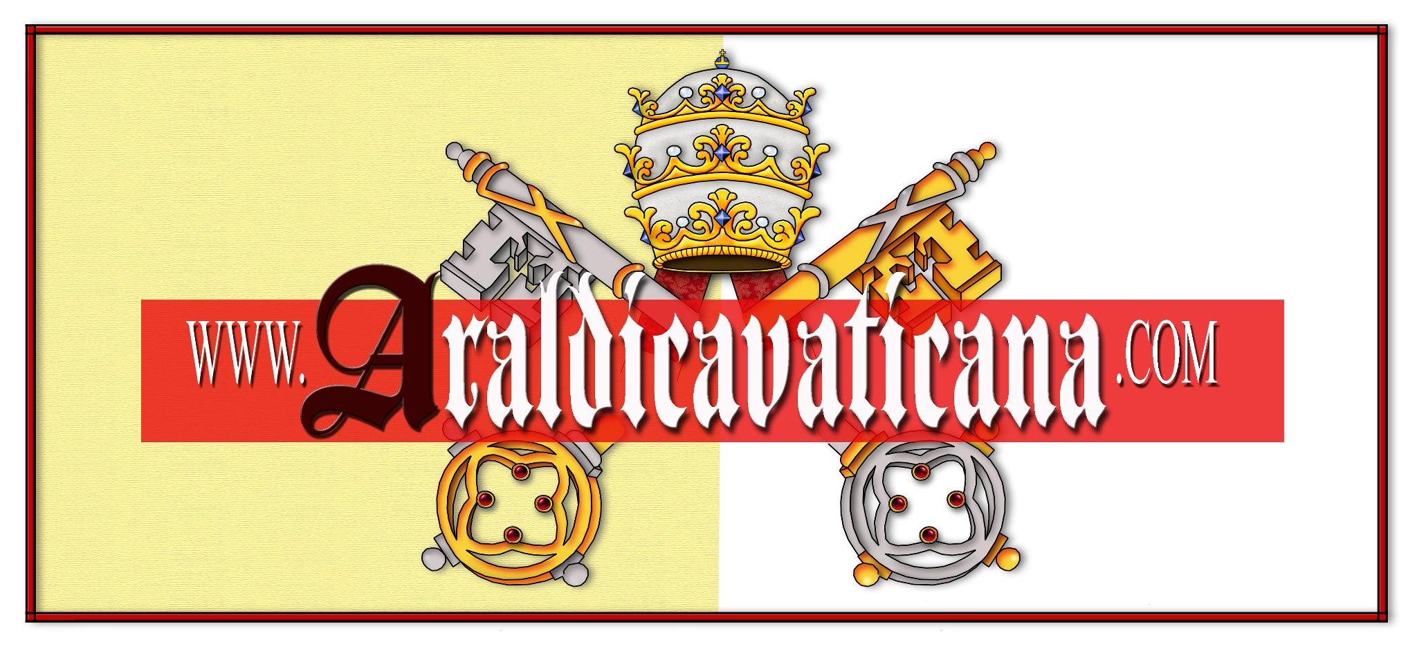 Il logo distintivo di Araldica Vaticana
