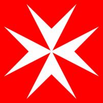 La croce che contraddistingue l'Ordine di Malta