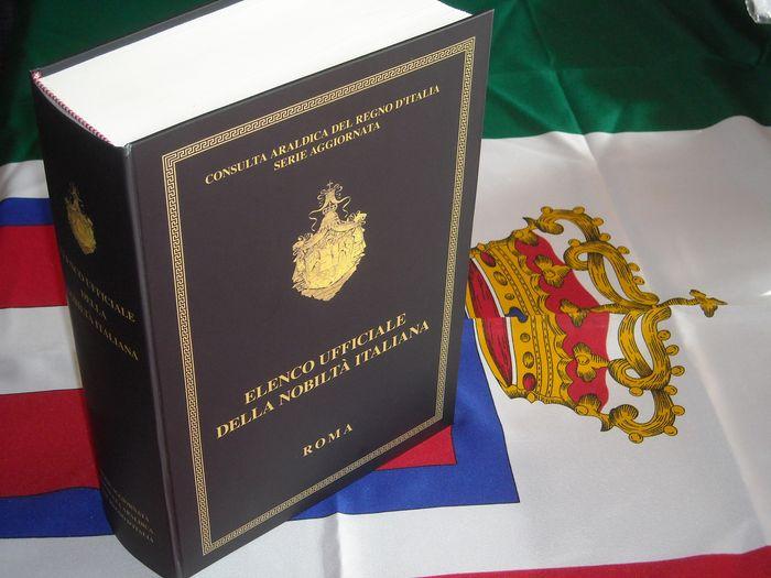 Elenco Ufficiale Nobiliare Italiano