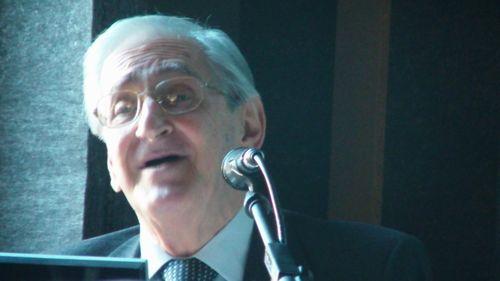 oto Centro Studi Araldici: Luigi Borgia dell'Académie Internationale d'Héraldique