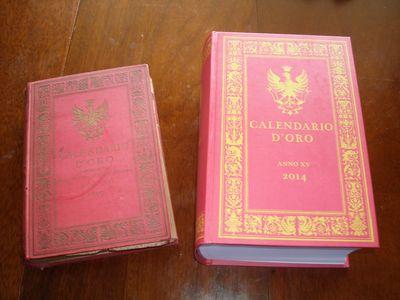 """Foto """"Circolo Calabrese per la caccia alla volpe a cavallo"""": Una copia di un'edizione storica dell'opera, e una copia della nuova serie"""