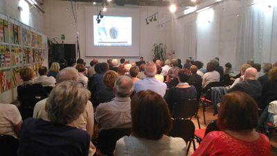 Foto Centro Studi Araldici: Conferenza araldica a Garbagnate Milanese