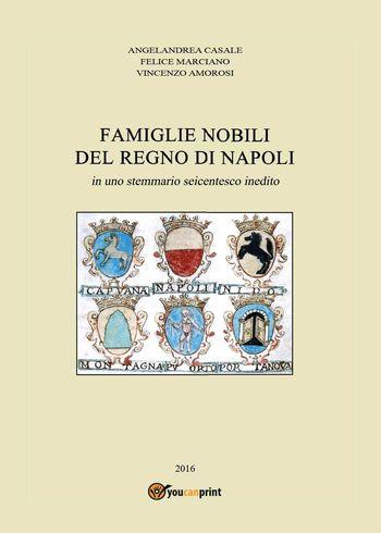 """Copertina di """"Famiglie Nobili del Regno di Napoli"""""""