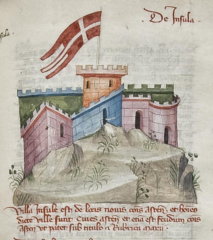 Manoscritto medioevale