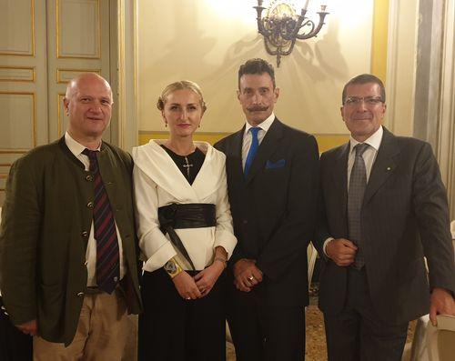 Presidenza Aristocrazia Europea