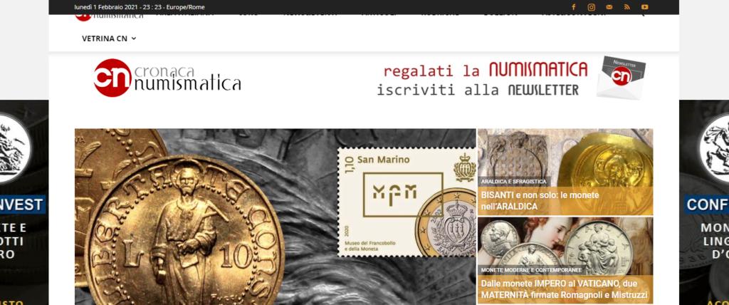 Cronaca Numismatica