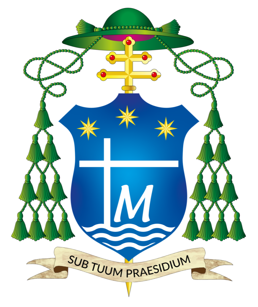 Stemma monsignor Aloise