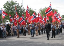 Bandiera norvegese