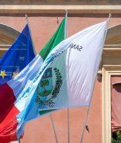 Bandiera San Giovanni in Persiceto