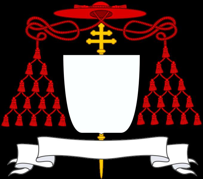 Stemma cardinalizio base
